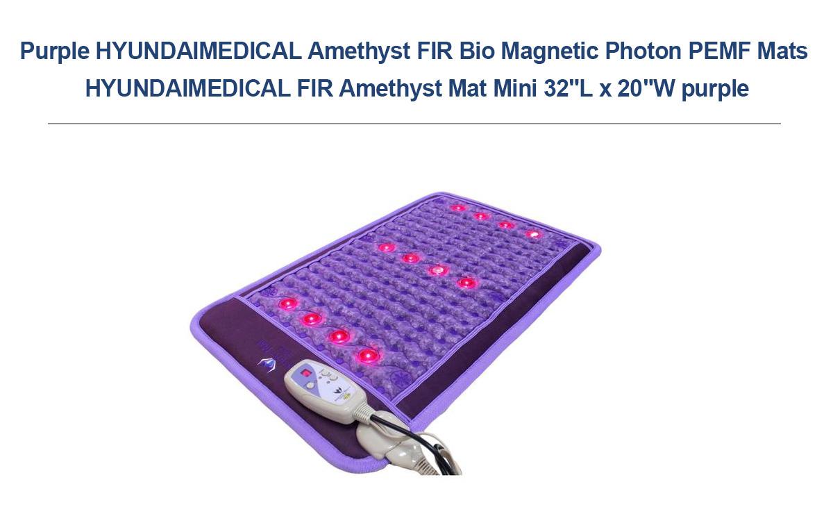 Photon PEMF Mat